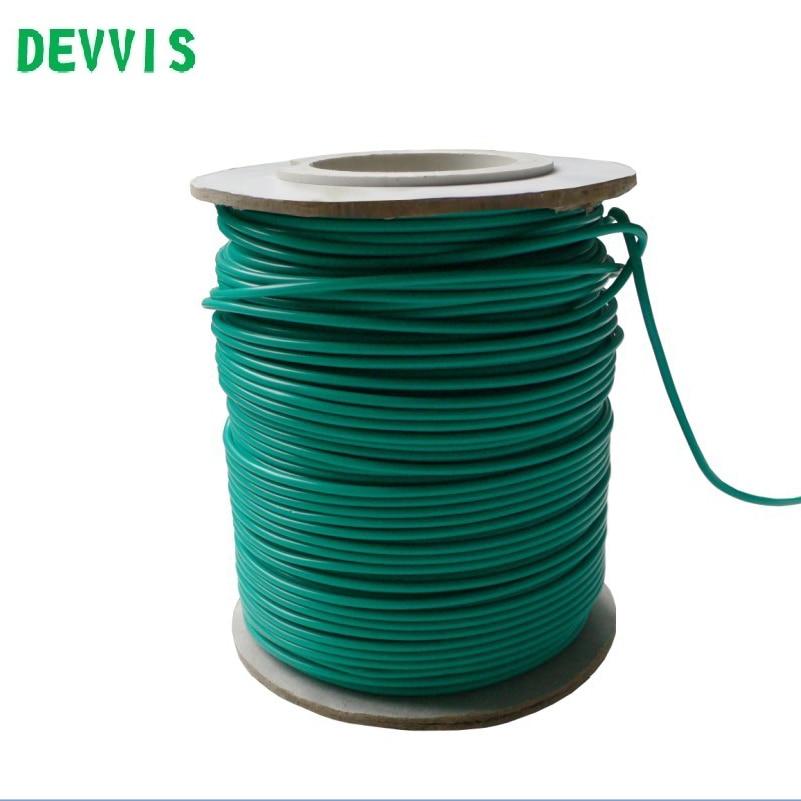 100 متر الظاهري سلك ل DEVVIS جزاز عشب آلية E1600T/E1600/E1800T/E1800/ E1800S/H750T/H750