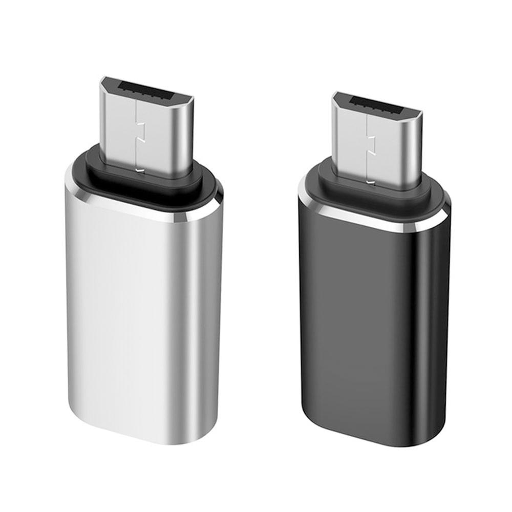 Liga de alta qualidade tipo-c adaptador usb c para micro cabo usb macho para tipo c fêmea adaptador conversor conector para telefone tablet
