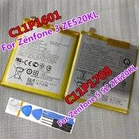 original battery for asus zenfone 5 5z ze620kl x00qd zs620kl z01rd 5 lite 5q zc600kl x017d battery zenfone 3 ze520kl ze501kl