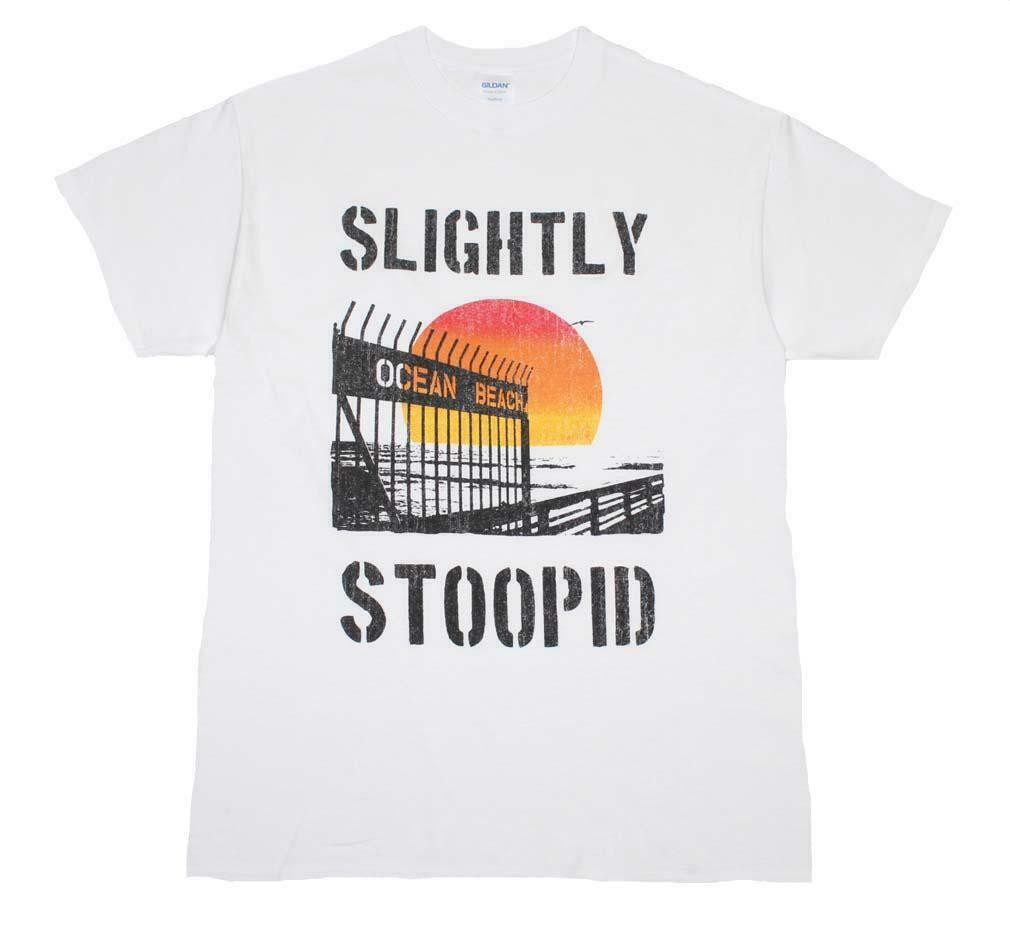 Camiseta ligeramente Stoopid Ocean Beach Gate