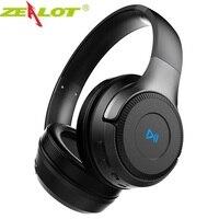 Беспроводные наушники ZEALOT B26T, игровая гарнитура с микрофоном и поддержкой TF-карт, Bluetooth