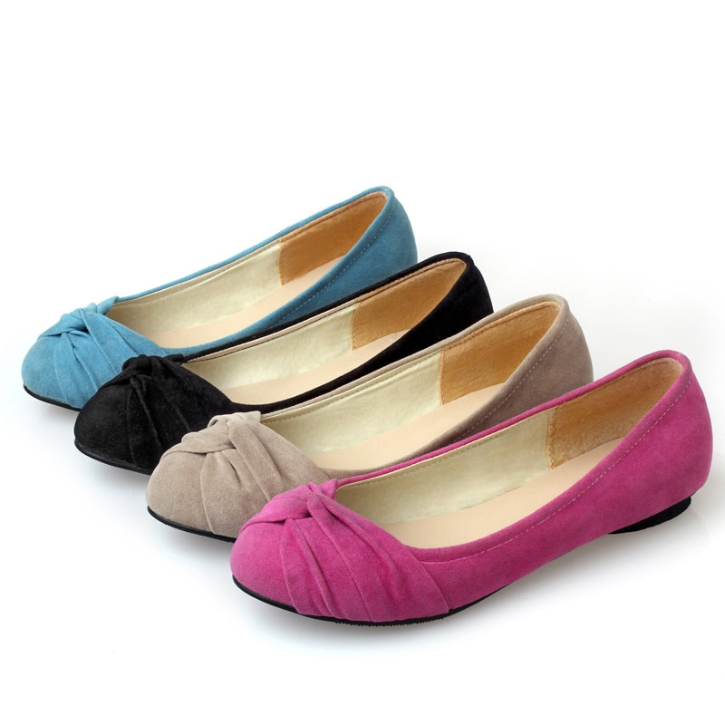 Brand New Flats Shoes Women Casual Moccasins Women Flat Shoes Elegant 2020 Spring Slip on Round Toe Loafers Flats Zapatos Mujer lucyever spring autumn platform slip on women graffiti casual shoes mixed colors flats comfortable chaussure femme zapatos mujer