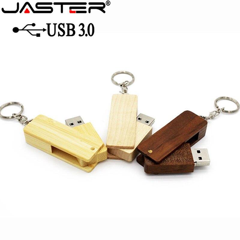 USB jaster 3,0 LOGO de la personalidad de madera USB flash drive de madera u disco pendrive 4GB 16GB 32GB 64GB regalo creativo gratis logotipo personalizado