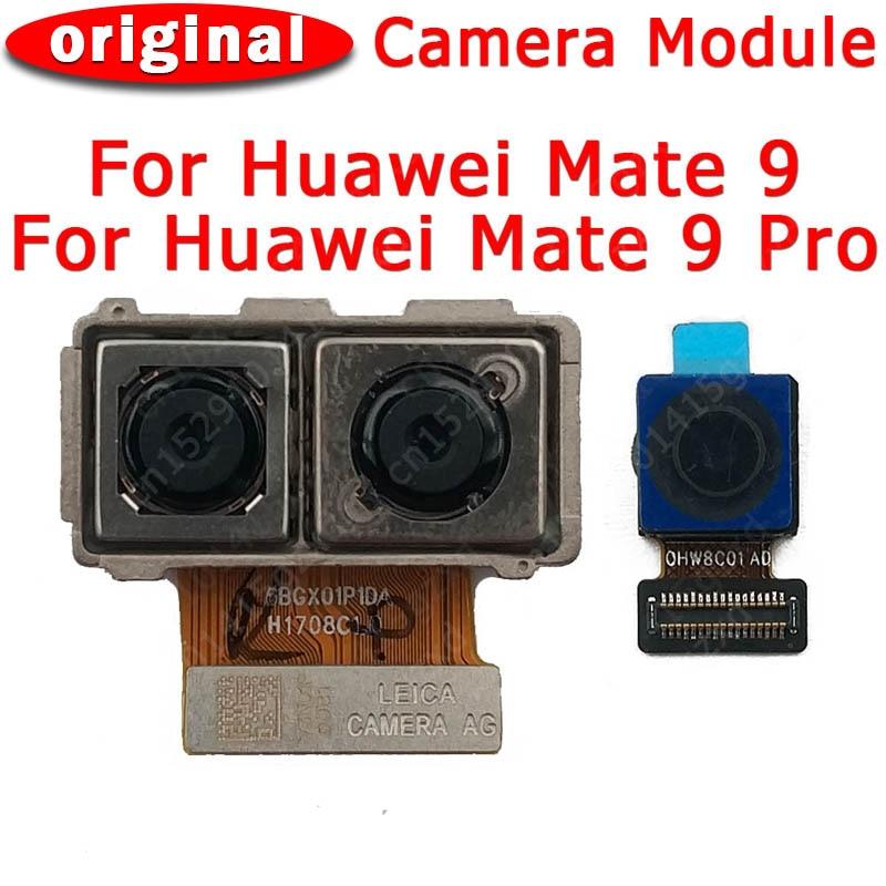 Original Front and Rear Back Camera For Huawei Mate 9 Pro Mate9 9Pro Main Facing Camera Module Flex