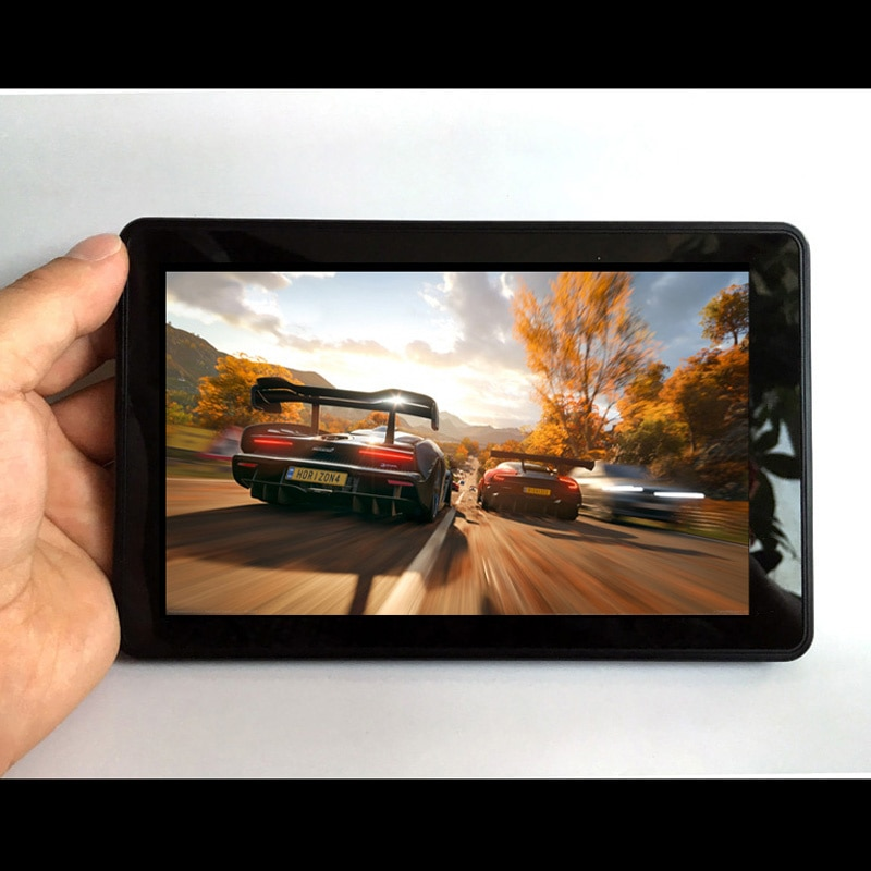 7 inch high-definition touch screen Digital MP4 Player Support music video picture players and e-book function enlarge