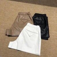 casual 2021fw autumn women high quality short pants female fashion new shorts 3 color ddxgz2