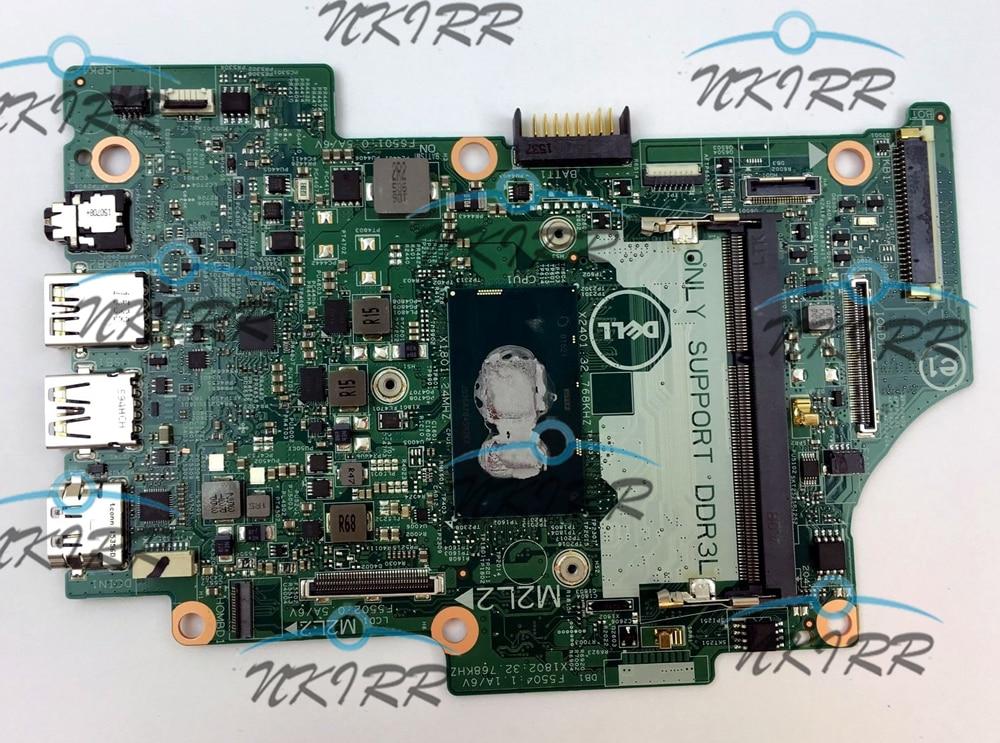 Cottonwood MLK 14275-1 PWBTFFRC GPMW5 0GPMW5 4405U DDR3L placa base para DELL Inspiron 7000 15 7568 13 7349 de 7359