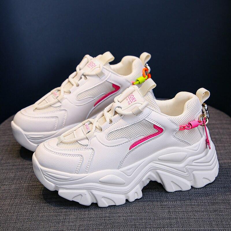 Zapatillas vulcanizadas De diseñador para Mujer, zapatos informales a la moda, Zapatillas...
