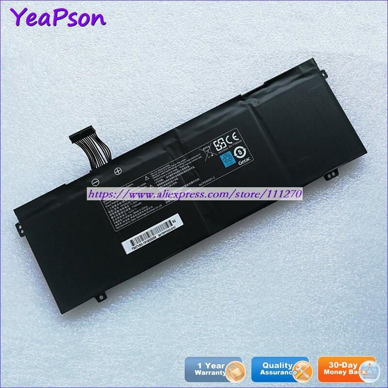 Yeapson 11,55 V 7900mAh batería de ordenador portátil de PFIDG-00-13-3S2P-0 genuino para ordenador portátil de Geac