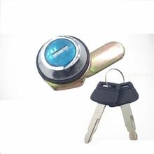 For KOMATSU PC200 SANY SY55/65/75/135/215/235 excavator lock cylinder battery tool box lock cylinder excavator accessories
