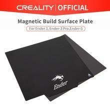 CREALITY 3D Original flexible Magnetic Build Surface Plate Pads Ender-3/Ender-3 Pro/Ender-5 Heated Bed parts for MK2 MK3 Hot bed