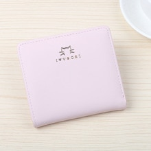 Women Wallets Short Female Coin Purse Fashion Clutch for Ladies Card Holder Small Leather Money Bags