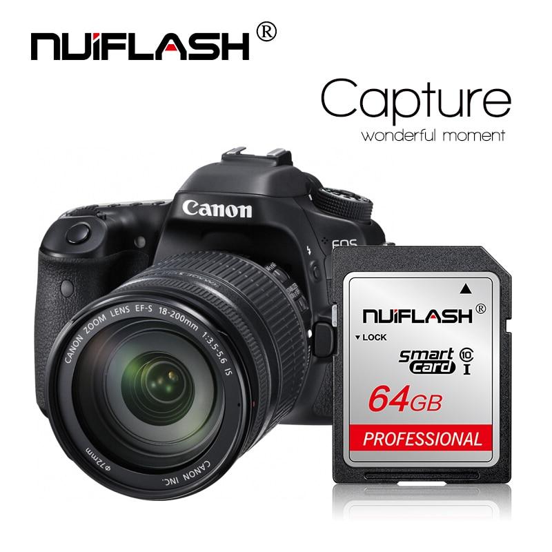 Original SD Card 128GB 32GB Class 10 64GB High Speed Memory flash Card Card for camera