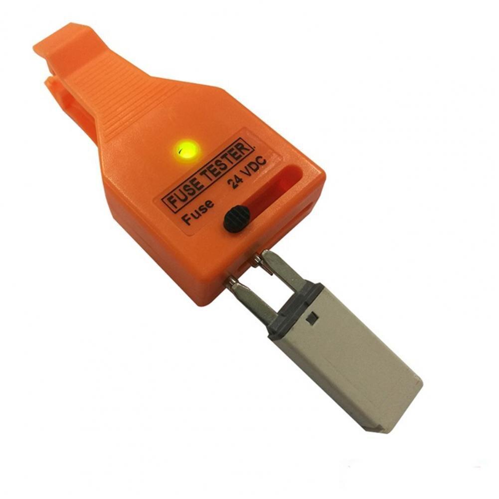 2 в 1 тестер предохранителей Многофункциональный портативный инструмент для проверки лопастей предохранителей