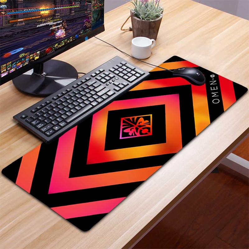 Коврик для мыши 90x40 см XXL, игровой коврик для мыши, компьютерные аксессуары, коврик для клавиатуры, ноутбука, коврик для мыши, Настольный ковр...