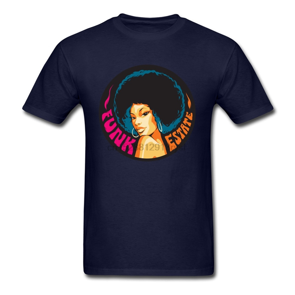 Camisetas para hombre, camiseta Funk Chord con música de cerveza Afro, camisetas 100% de algodón estilo africano, camiseta ajustada, ropa de verano para mujer
