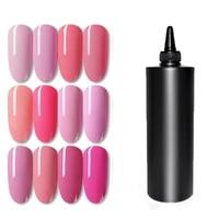 mshare 1kg new phototherapy barbie nail polish gel set lasting dedicated gel nail polish