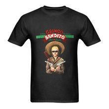 THE OFFSPRING GRINGO BANDITO Tshirt 신사복 티셔츠 티 사이즈 S ~ 3XL