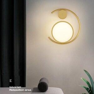 Modern Led Wall Light Indoor Home Wall Lamp for Bedroom Bedside Light Living room Dining room Study room Wall Lamp Led Lustre
