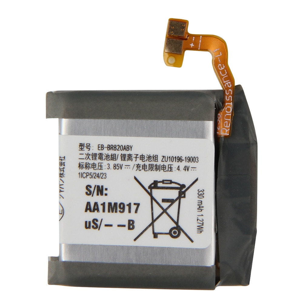 Original Replacement Battery For Samsung Galaxy Watch Active 2 Active2 SM-R820 SM-R825 44mm EB-BR820ABY Genuine Battery 1130mAh enlarge