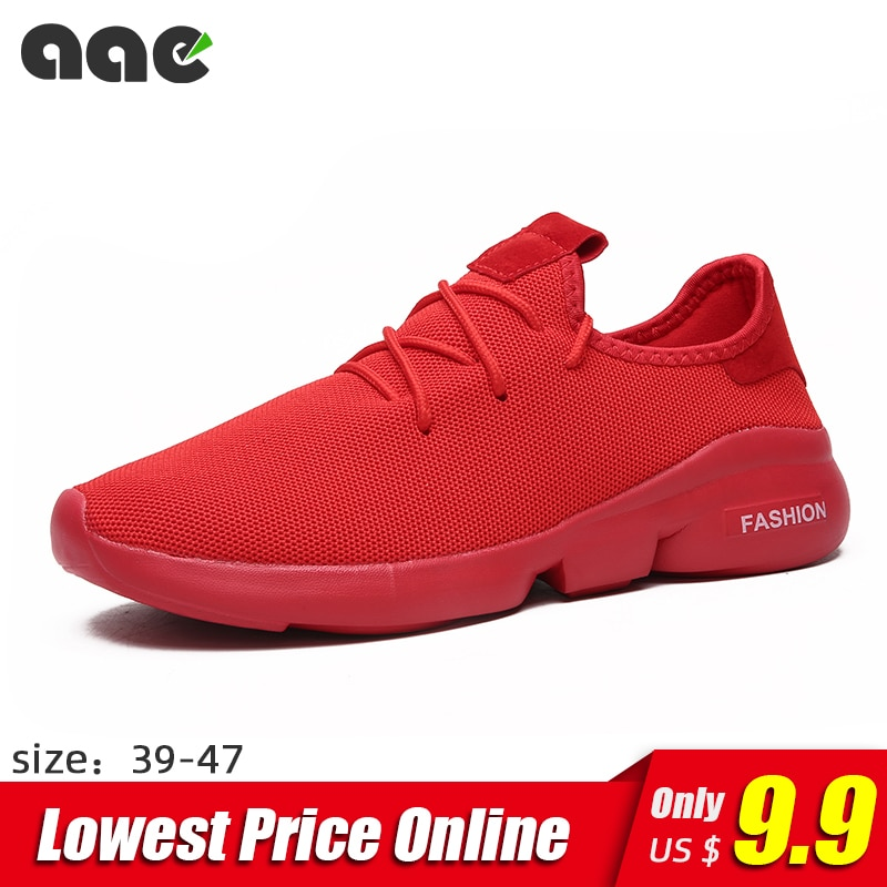 2020 Mens Causal Shoes Ultralight Running Shoes Mesh Breathable Tenis Masculino Adulto Man Sneakers Sport Shoes Men Dropshipping