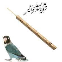 Bird Bamboo Flute Chirp Whistle Kids Toy Handmade Craft Musical Instrument Gift Lifelike Imitation Birdcall