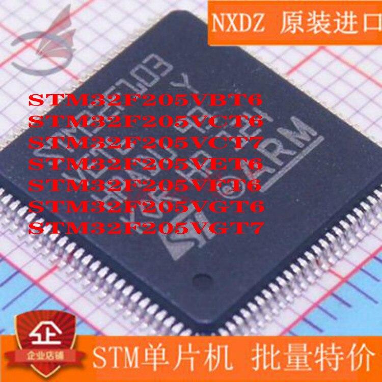 STM32F205VBT6 STM32F205VCT6 STM32F205VET6 STM32F205VGT6 QFP