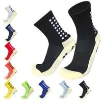 professional new sports non slip cotton soccer socks mens calcetines soccer cycling soccer socks women men