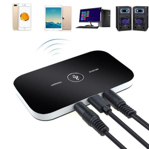 Image 2 - Bluetooth 5,0 передатчик и приемник 2 в 1 RCA 3,5 мм 3,5 Aux разъем стерео музыка аудио беспроводной адаптер для автомобиля ТВ ПК наушников