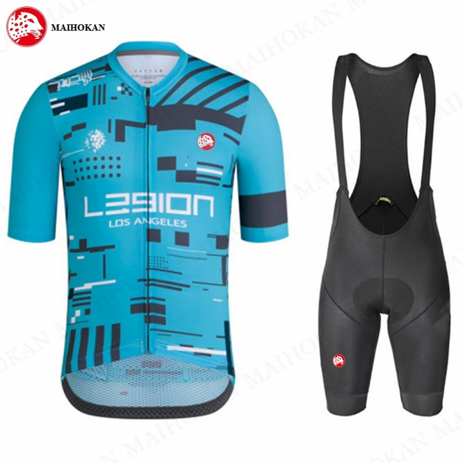 wosawe women spring autumn cycling sets long sleeve jersey set mountain bike clothing bicycle suit 4d gel pad cycling clothes Maihokan 2021 Cycling Clothing Men Cycling Set Bike Clothing Breathable Anti-UV Bicycle Wear/Short Sleeve Cycling Jersey Sets