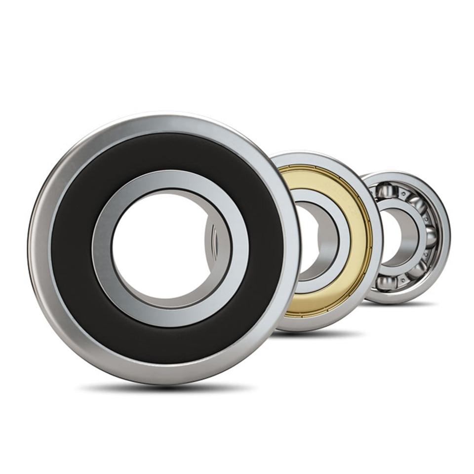 10PCS Free Shipping Bearing Miniature High Carbon Steel Bearing 608zz 623 624 635 626 688 3D Printer Parts Flange Wheel
