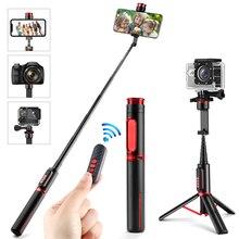 CAFELE nouveau Bluetooth Selfie bâton Portable caméra de poche trépied avec télécommande sans fil pour iPhone Samsung Huawei xiaomi caméra