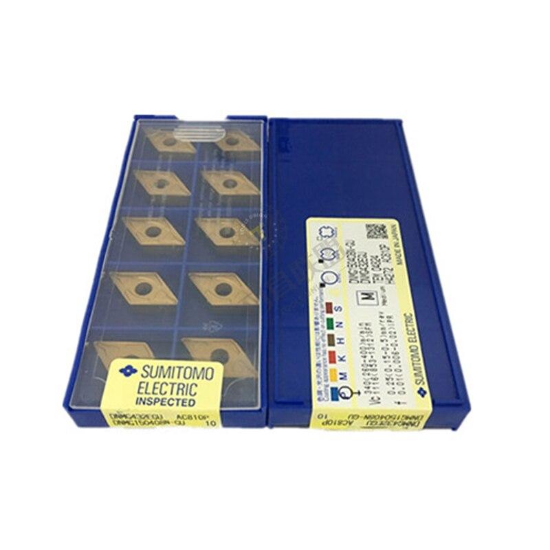 الأصلي التصنيع باستخدام الحاسب الآلي كربيد إدراج DNMG150408N الصلب الفولاذ المقاوم للصدأ الحديد الزهر الماس