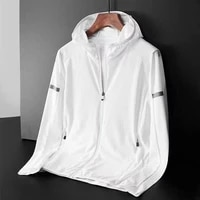 mens sports jackets mens casual running fitness sports sunscreen clothing mens 2021 new spring and summer sportswear