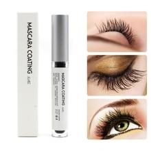 Mastic de cils renforcer les cils des yeux friser mince Dense Extension de cils revêtement scellant outil de maquillage