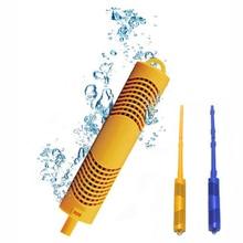 Piscine poisson étang piscine baignoire purificateur deau minérale désinfection tige filtre eau du robinet dispositif de Purification