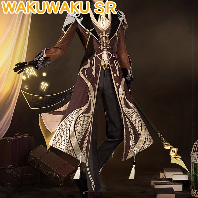 PRE-SALE WakuWaku-SR لعبة تأثيري جينشين تأثير تأثيري حلي تشونغ لي جينشين تأثير تشونغ لي تأثيري