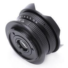 Objectif Fisheye grand Angle manuel 8mm F3.8 pour Olympus M43 MFT OMD EM5