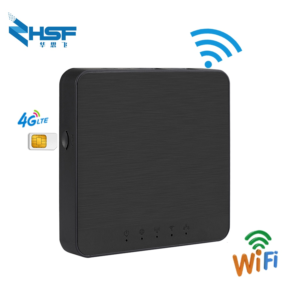 Порты и разъёмы в состоянии LTE 4G маршрутизатор 150 Мбит/с CAT4 Беспроводной маршрутизаторы CPE разблокированный маршрутизатор Wi-Fi sim-карты слот WAN...