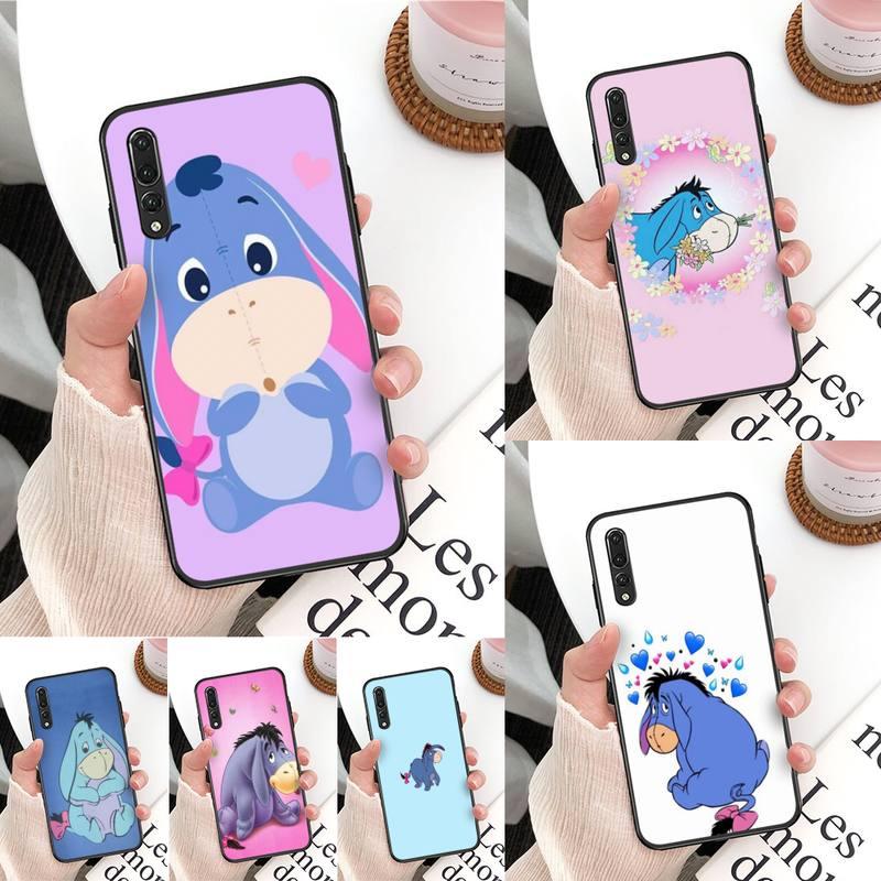 Yinuoda dziecko kłapouchy telefon skrzynki pokrywa dla Huawei Mate 30 Pro P20 P30 P40 pro lite Y7 Y6 2019 skrzynka dla honoru 8X 8A 10 20lite 10i