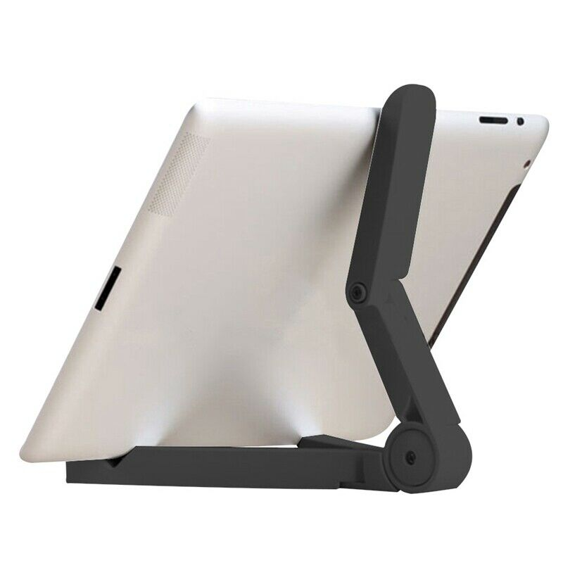 Foldable Mobile Cell Phone Tablet Desktop Mount Stand Holder For IPhone IPad Air Smart Device Phone