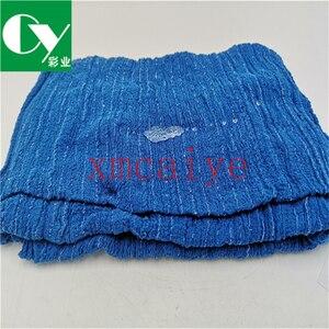 Printing Blue Net Offset Printing Super Blue Cloth Supper Bull Net 1 bag (6pcs) For Heidelberg SM102 CD102 Machine