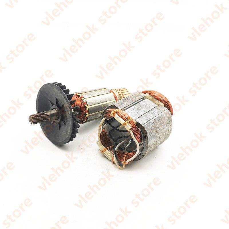 AC220-240V estátor para el campo de la estructura del Rotor, repuesto para MAKITA HR2800 HR2810 HR2811FT 2811F, accesorios de herramientas eléctricas