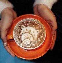 Ensemble de tasse à café européenne porcelaine blanc os chine rouge tasses à thé avec cuillère soucoupe en céramique Tazza céramica maison conteneur OO50