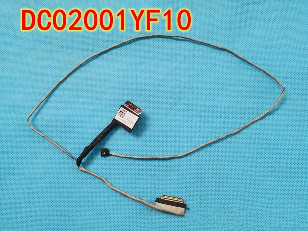 Nuevo LCD Cable para Lenovo ideapad 320-15 520-15 IAP IKB AST ABR ISK 320-15IAP 320-15IABR DG521 5C10P38020 pantalla Flex