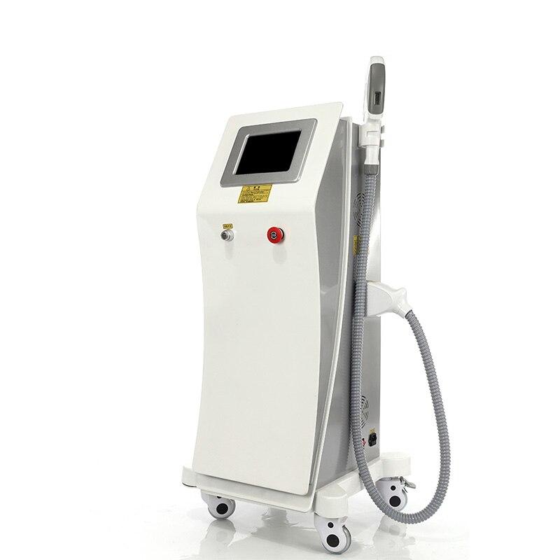 سعر المصنع IPL SHR / OPT / Elight إزالة الشعر وتبييض الجلد جهاز تجميل لصالون مع 300,000 طلقات