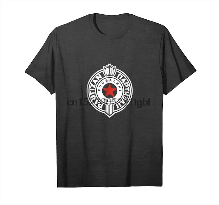 Ahora Fudbalski Klub Partizán Belgrado camiseta de Serbia Jersey camiseta Unisex