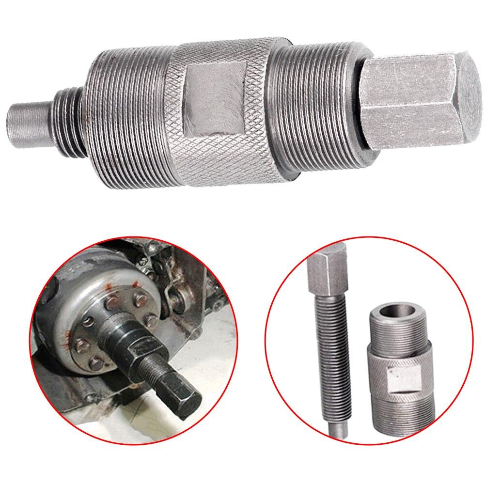 27 мм и 24 мм магнитный маховик съемник ремонтный инструмент для GY6 50 125 150cc скутер вездеход доставка быстрая доставка Прямая поставка