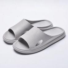 Women Slippers Summer Brand Fashion Slippers men Soft Sole Beach Slide Sandals Indoor Non-slip Slipp