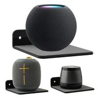 Fixe Au mur Support De Telephone Portable Pour Homepod Mini haut-parleur Intelligent De Chevet Cintre Sony SRS-XB12 XB10 Support Support